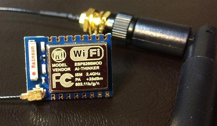 2xod Esp8266 Quick Getting Started